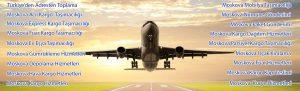 Moskova uçak kargo